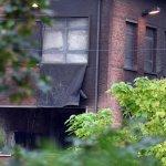 衝過三重拒馬後引爆 比利時首都布魯塞爾驚傳汽車炸彈攻擊