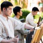 被日本殖民,就要恨日本一輩子?一名年輕畫家的決定,從此改變了台灣人的視野