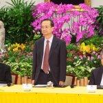司法院正副院長 許宗力、蔡烱燉正式獲提名