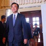 蘇嘉全領英派立委 立院開議前低調訪印尼