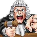 法操觀點》法官當庭罵人!竟然也算合法行使職權?