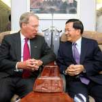 薄瑞光專訪》對陳水扁「台灣國語」印象深刻 與張忠謀共享除夕晚餐