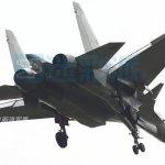 彈射版殲-15「中秋」現身 陸媒:彈射起飛自製航艦越來越近了