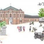 日本人蓋的菜市場,怎麼會這麼像歐洲博物館?一棟老房看日治時期文明高度