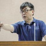 痛批韓國瑜「菜霸」, 段宜康爆台北農產超高價向董事買水果禮盒