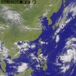 今年第17號颱風「梅姬」形成 27日、28日最接近台灣