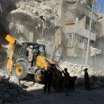 敘利亞政府軍「報復式」攻擊反抗軍  阿勒坡情勢危急  美英法要求召開緊急會議