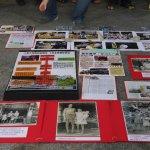 民進黨30周年影像展 民團場外展出過世迫遷戶照片