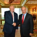美國總統大選》爭取猶太選票?川普見以色列總理大談以巴隔離牆 將承認耶路撒冷為以色列首都