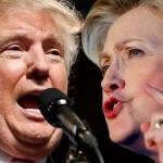 美國總統大選電視辯論 希拉蕊vs川普世紀對決《風傳媒》即時報導