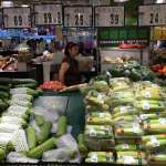 民怨隨菜價飆高 林全指示與全聯等4賣場合作 成立平價蔬果專區