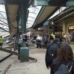 美國「失速列車」!新澤西州火車高速衝撞車站 至少1人罹難、75人輕重傷