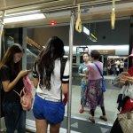 捷運文湖線出狀況「列車發出障礙物偵測警訊」上班族通勤大受影響