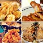 酥脆又大碗!精選台北5家吃了還想再吃的天婦羅丼飯,炸半熟蛋最是誘人