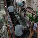 搭電扶梯靠右站 你知道會造成這樣的後果嗎……
