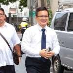 邱建富想挑戰魏明谷 民進黨選對會:黨內遊戲規則,和個人意願無關
