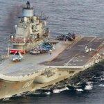 俄羅斯航空母艦開往敘利亞 沿途引起北歐諸國高度關注