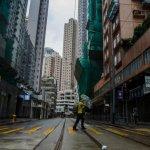 香港全城戒備 迎接強烈颱風「海馬」
