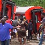 喀麥隆火車出軌 釀55死575傷慘劇