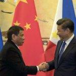 菲律賓前外交部長:杜特蒂傾中是一場「國家悲劇」