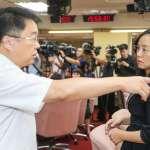 強勢初審通過一例一休案,陳瑩收到臉書恐嚇留言