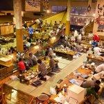 一邊吃飯一邊釣魚!造訪日本船屋餐廳Zauo,大口吞下自己剛抓起來的最鮮海產