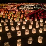 萬盞紙燈點亮日本街道!滿布街道的祈福「千燈明」,秋季到福岡不容錯過的絕景