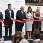 2016美國總統大選》做生意重要還是選總統重要?川普暫停選戰為自家飯店剪綵