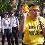 反南鐵東移訴願遭駁回 徐世榮:民進黨比國民黨還鴨霸