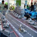 中國軍方證實:首艘國產航空母艦主體合攏