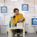 從「扈從外交」走向「獨立外交」,呂秀蓮:台灣可以柔性逆轉勝