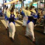 邱坤良專欄:神樂坂花街的森巴舞