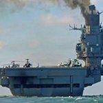 俄航母米格29戰機地中海墜毀 飛行員跳傘