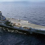 遠征敘利亞任務告一段落 庫茲涅佐夫號航空母艦返回俄國
