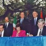歷史上的今天》11月17日──川普口中的「美國史上最爛貿易協定」NAFTA獲聯邦眾議院通過
