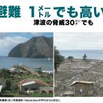 幾十公分的海嘯有什麼可怕?日本地震學會:50公分高的海嘯可沖走8成的成年男性