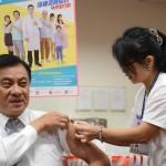 78萬劑公費流感疫苗 12月1日起開放全民施打