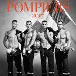 為了公益,猛男消防員脫了!汗水淋漓拍攝慈善月曆,台灣版的更讓人臉紅心跳呀