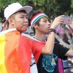 蔡英文:支持婚姻平權 樂見對話與包容
