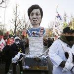 南韓總統朴槿惠答辯狀曝光 全力撇清「親信門」貪瀆干政醜聞