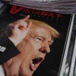 BBC盤點:川普推文砲轟中國