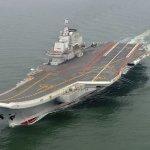 「遼寧號」東繞台灣 國防部:26日上午從鵝鑾鼻南方90浬通過