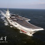 遼寧號航空母艦繞台戰力曝光 中國官媒:應走出第二島鏈!
