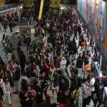 2017台北跨年晚會 人潮較去年少36.1萬人次