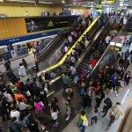 北捷最長的轉乘電扶梯 忠孝復興站將加快運行速度