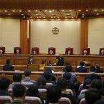 朴槿惠缺席  總統彈劾案首度庭審僅9分鐘
