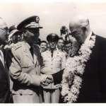 高靖觀點:艾森豪訪台共軍砲擊金門,國軍奉命不反擊