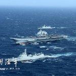 不斷更新》中共「遼寧號」今晨7時進入台灣海峽,國軍全程監偵中