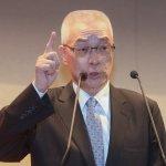 吳敦義選國民黨主席 發言人由林火旺出任