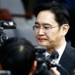 朴槿惠「親信門」延燒  三星公司老闆李在鎔成嫌疑人